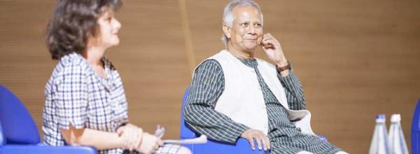 Prof. Yunus answers Should investors profit from Social Enterprise?