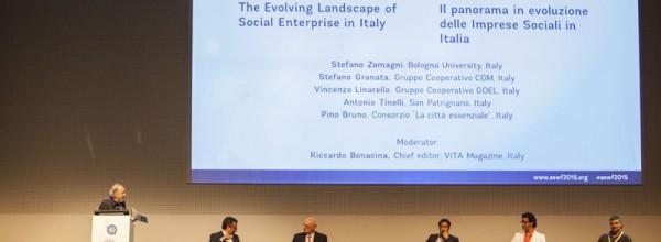 Il panorama in evoluzione delle Imprese Sociali in Italia
